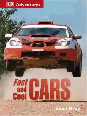 cover image of Fast and Cool Cars