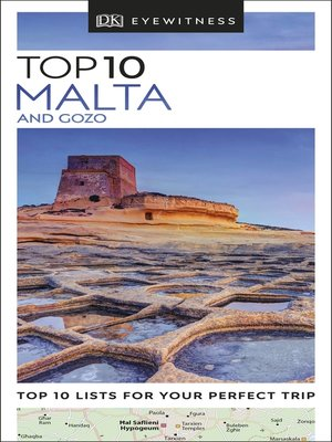 cover image of Malta and Gozo