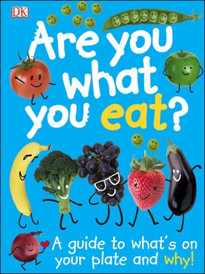 cover image of Are You What You Eat?