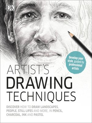cover image of Artist's Drawing Techniques