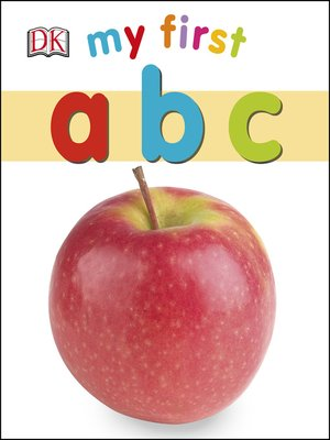 cover image of My First ABC