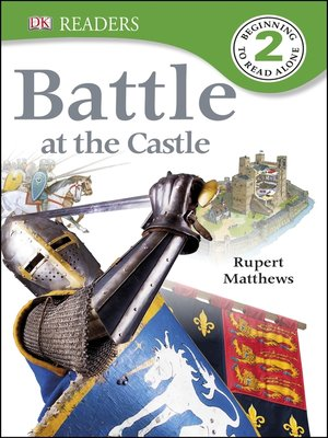 cover image of Battle at the Castle