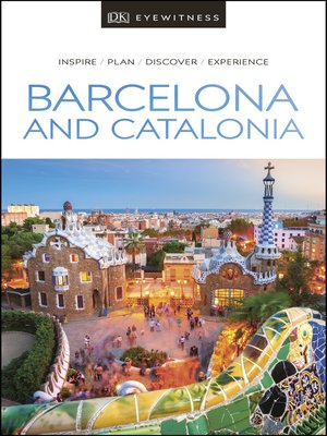 cover image of DK Eyewitness Barcelona and Catalonia
