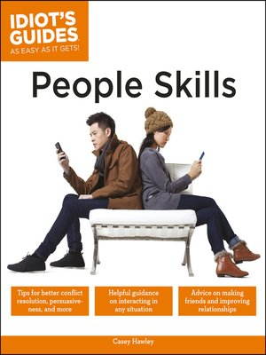 cover image of People Skills