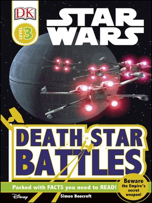 cover image of Star Wars: Death Star Battles