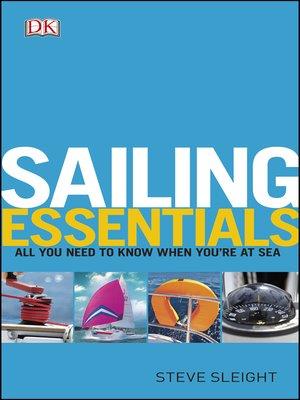 cover image of Sailing Essentials