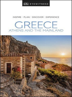 cover image of DK Eyewitness Greece, Athens and the Mainland