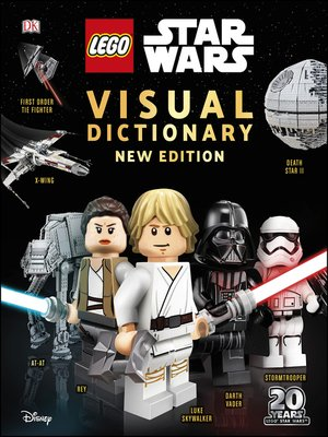 cover image of LEGO Star Wars Visual Dictionary