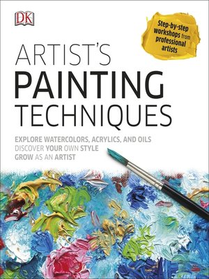 cover image of Artist's Painting Techniques