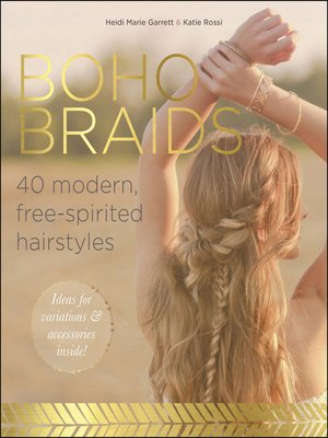 cover image of Boho Braids