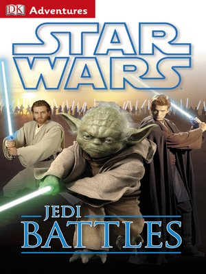 cover image of Star Wars: Jedi Battles