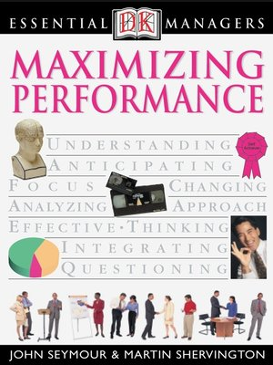 cover image of Maximizing Performance