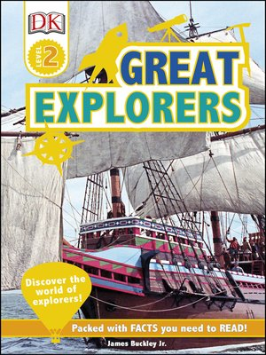 cover image of Great Explorers