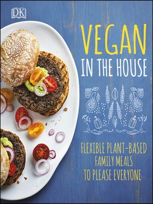 cover image of Vegan in the House