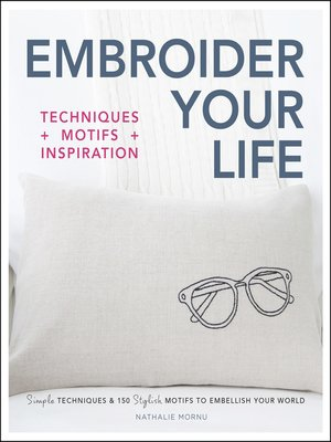 cover image of Embroider Your Life