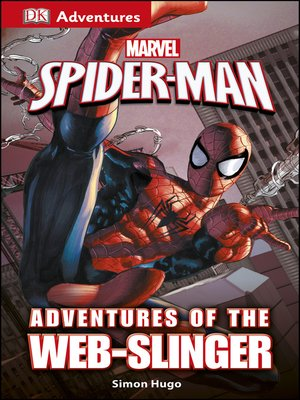 cover image of Marvel's Spider-Man: Adventures of the Web-Slinger