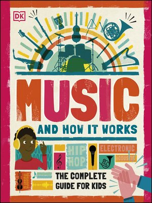 cover image of Music and How it Works