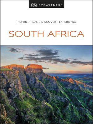cover image of DK Eyewitness Travel Guide South Africa
