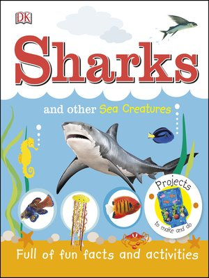 cover image of Sharks and Other Sea Creatures