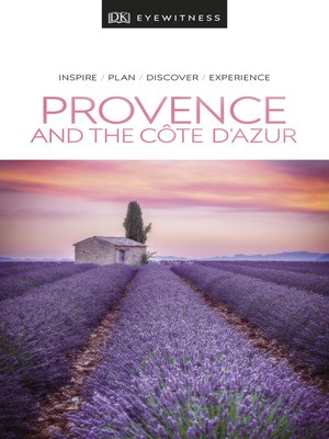 cover image of DK Eyewitness Travel Guide Provence and the Côte d'Azur