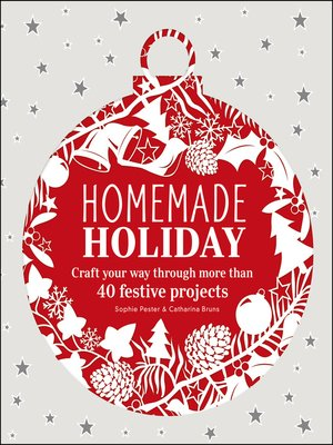 cover image of Homemade Holiday