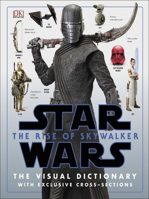 cover image of Star Wars the Rise of Skywalker the Visual Dictionary