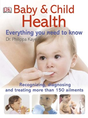 cover image of Baby and Child Health
