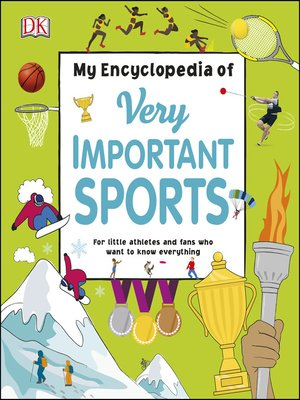 cover image of My Encyclopedia of Very Important Sports