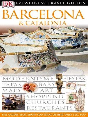 cover image of Barcelona & Catalonia
