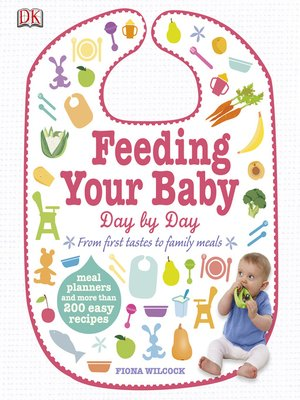 cover image of Feeding Your Baby Day by Day
