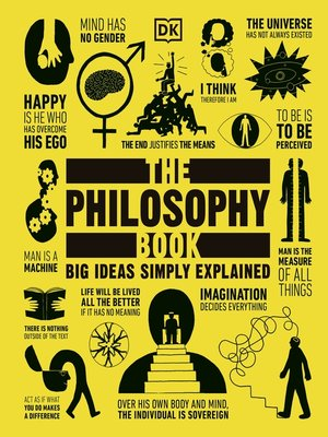 The philosophy book by dk overdrive rakuten overdrive ebooks the philosophy book fandeluxe Image collections