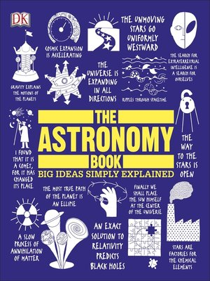 cover image of The Astronomy Book