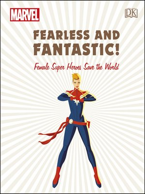 cover image of Marvel: Fearless and Fantastic!