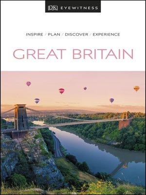 cover image of DK Eyewitness Great Britain