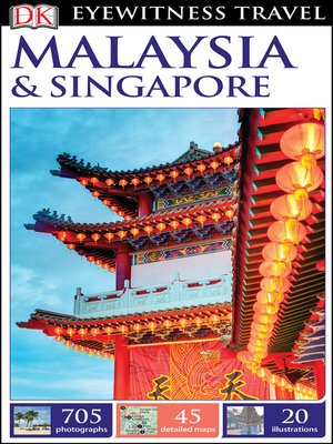 cover image of DK Eyewitness Travel Guide Malaysia and Singapore