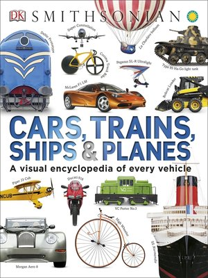 cover image of Cars, Trains, Ships, and Planes