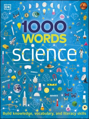 cover image of 1000 Words: Science