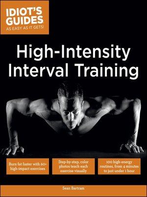 cover image of High Intensity Interval Training