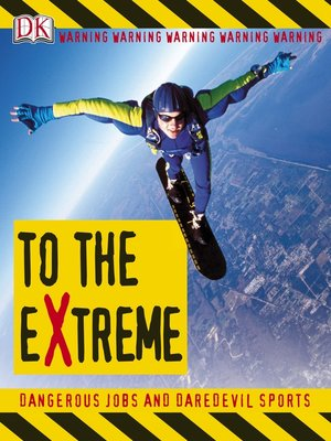 cover image of To the Extreme