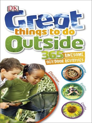 cover image of Great Things to Do Outside