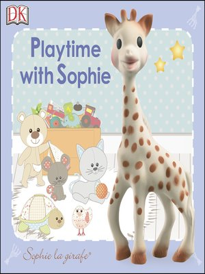 cover image of Playtime with Sophie