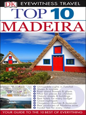 cover image of Top 10 Madeira