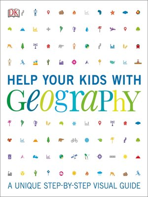 cover image of Help Your Kids with Geography, Ages 10-16 (Key Stages 3-4)