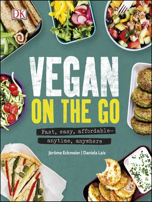 cover image of Vegan on the Go