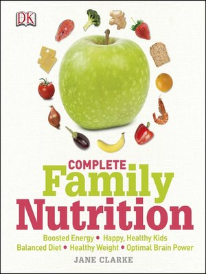 cover image of Complete Family Nutrition