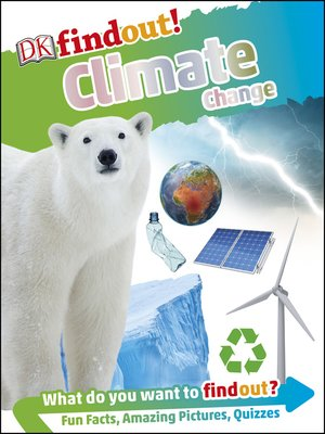 cover image of DKfindout! Climate Change