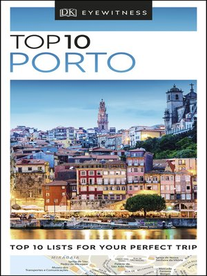 cover image of DK Eyewitness Top 10 Porto