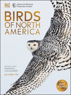 cover image of AMNH Birds of North America