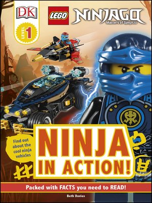 cover image of LEGO NINJAGO: Ninja in Action