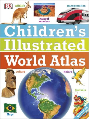 cover image of Children's Illustrated World Atlas